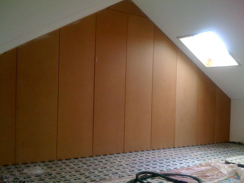 Slaapkamer Kaste Idees : Zolder ombouw - slaapkamer on Pinterest Wands ...